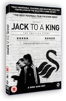 Jack TO A King DVD cover